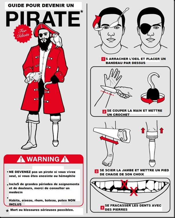 guide pirate