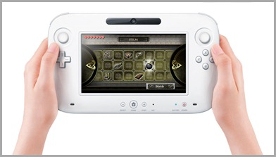 Wii U manette